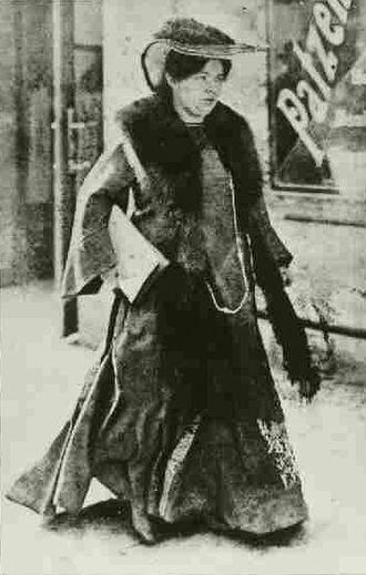 Maternal feminism - Helene Stöcker (1869–1943) was a sexual reformer who believed women should not strive to be like men