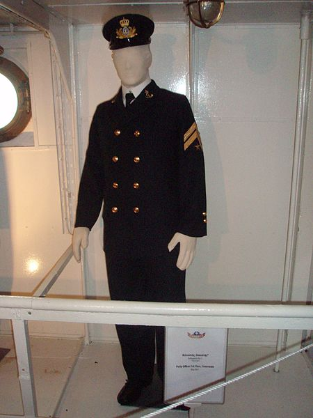 File:Hellenic Navy Petty Officer (Coaxwain) No. 1 uniform, 1912.JPG