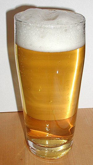 Pale lager - A typical helles