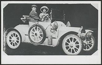 Robert Helpmann - Helpmann Family, Mt. Gambier, 1911
