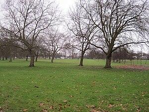 Hendon Park - Image: Hendon Park