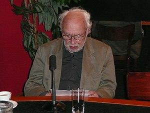 Henk Hofland - Henk Hofland in 2009