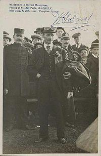Henri Salmet at Llanelli 1912.jpg