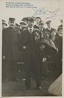 Henri Salmet aviator