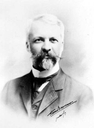 Henri Bourassa - Henri Bourassa, July 1917.