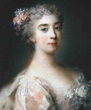 Antonio Farnese, Duke of Parma - Enrichetta d'Este of Modena, Antonio's wife.