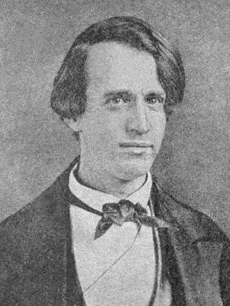 Henry Howe - Howe in 1846