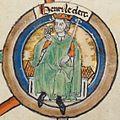 Henry I (Royal MS 14 B VI, folio 5r).jpg