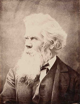 European Australians - Sir Henry Parkes.