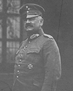 Hermann von Kuhl German general