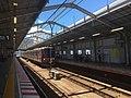 Hibiya Line - Minami Senju Station 1140am 2019 June 16.jpeg