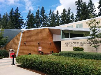 Tulalip - Hibulb Cultural Center and Museum