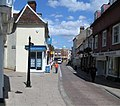 High Street, Braintree at the Sandpit Lane-St. Michaels Lane junction - geograph.org.uk - 1411613.jpg