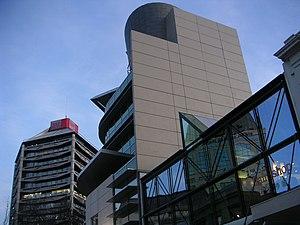 Ao Tawhiti - Hallensteins Building, September 2008.
