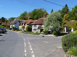 Erlestoke Human settlement in England