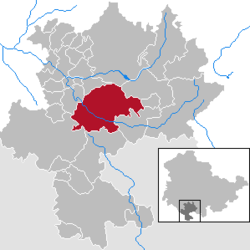 Hildburghausen in HBN