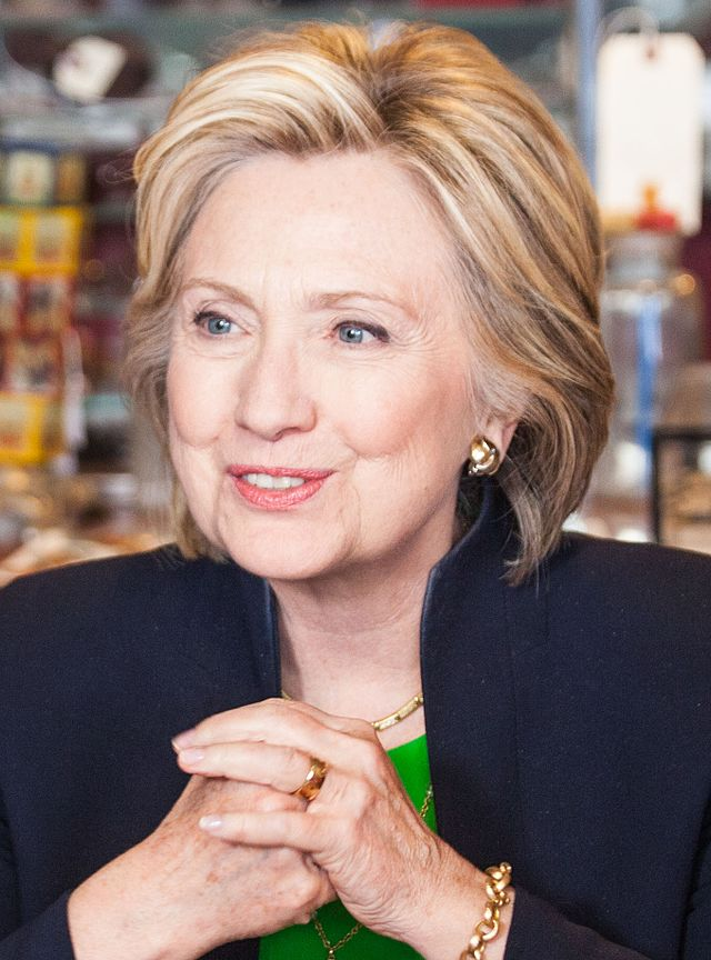Hillary Clinton Iowa April 2015, From WikimediaPhotos