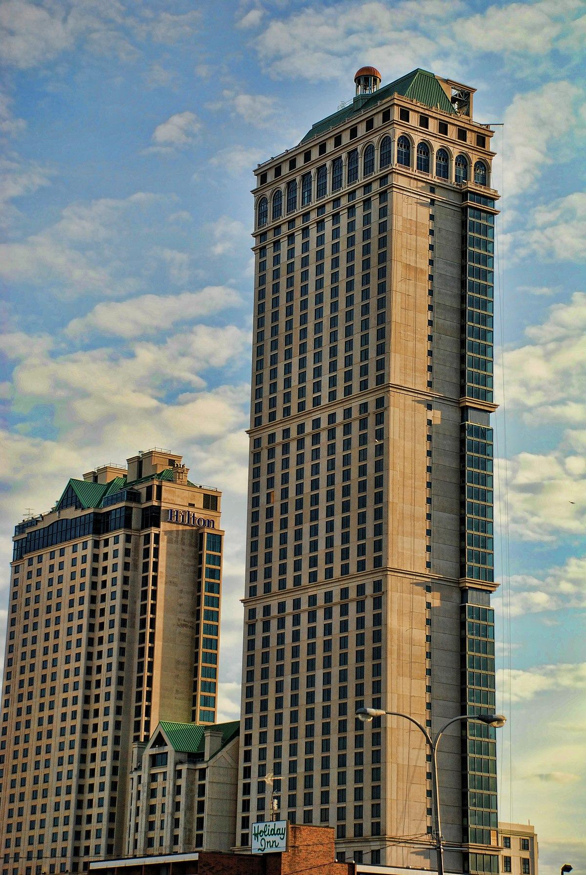 Hilton Niagara Falls Tower 2 Wikipedia