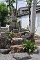 Hirara Gennai grave in Shido.JPG