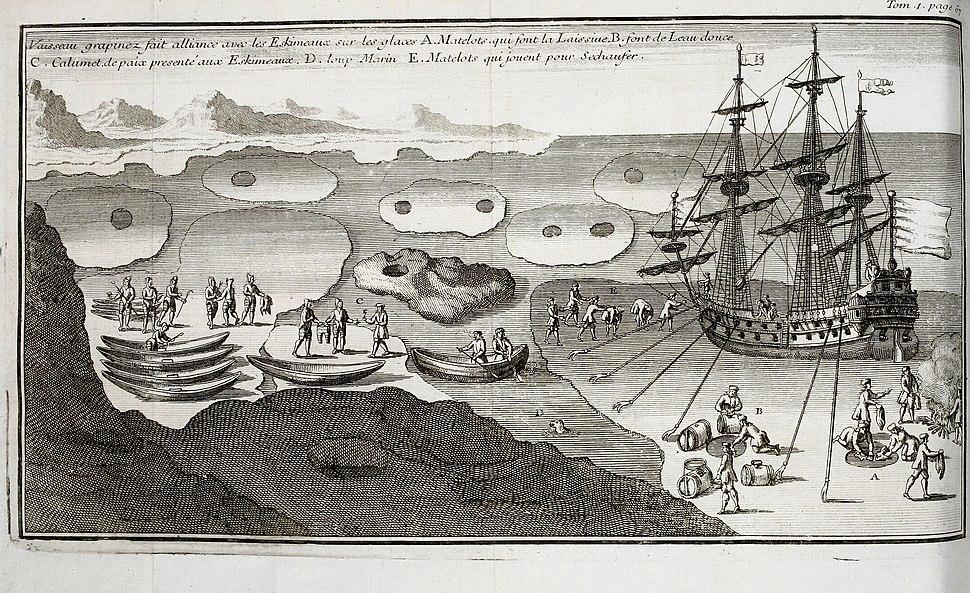 Histoire de l%27Amerique Septentrionale - divis%C3%A9e en quatre tomes (1753) (14577039230)