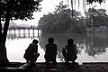 Hoan Kiem Lake & Ngoc Son Temple (3694363433).jpg