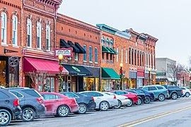 Downtown Holly Commercial District - Wikipedia
