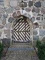 Holzhausen (Kyritz) church 2016 Portal.JPG