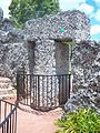 Homestead FL Coral Castle revolve gate02.jpg