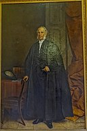 Hon. John Godfrey Spragge - Osgoode Hall - Toronto, Canada - DSC00466.jpg