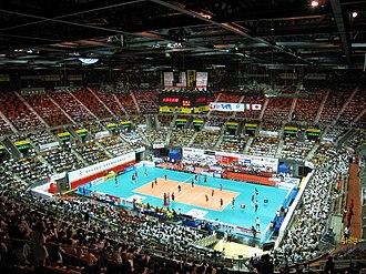 Hong Kong Coliseum - Image: Hong Kong Coliseum Interior 2008