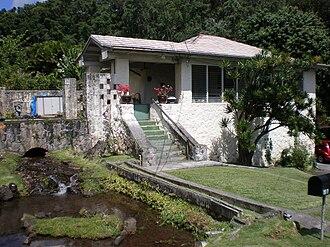 Lihiwai - Image: Honolulu Lihiwai guesthouse