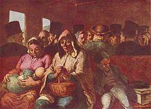 Daumier Famous Paintings