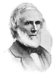 Horace Bushnell American theologian