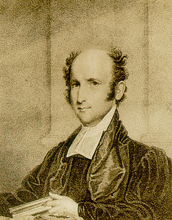 Horace Holley (minister) American minister