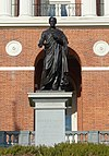 Horace Mann by Emma Stebbins - Boston, MA - DSC05471.JPG