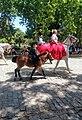 Horse riders at San Antonio de Areco's Tradition's day.jpg