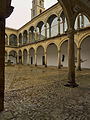 Hospital de Santiago (Úbeda). Patio secundario.jpg