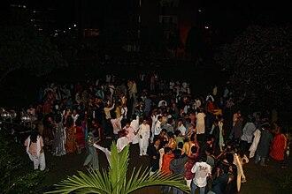 Dandiya Raas - Dandia dance