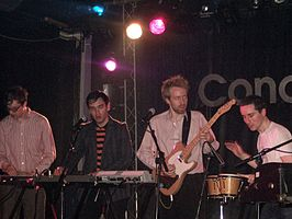 Hot Chip op Brighton Concorde (01-06-2006).