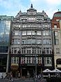 Hotel Ambassador (Nové Město), Praha 1, Václavské nám. 840, Nové Město.JPG