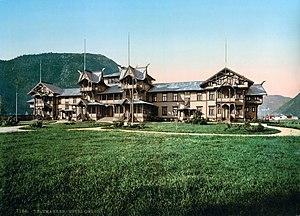 Dalen Hotel - Image: Hotel Dalen Telemark Norway LOC