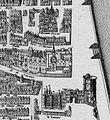 Hotel de Bourbon on 1550 map of Paris by Saint-Victor.jpg