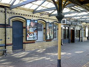 Howth railway station - Image: Howth Station