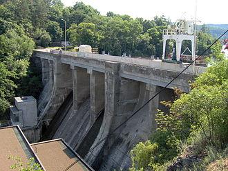 Brno Reservoir - Brno Dam