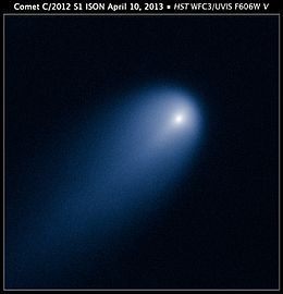 Hubble Captures Comet ISON.jpg