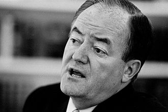 Hubert Humphrey - Vice President Humphrey at a meeting in the Oval Office, June 21, 1965
