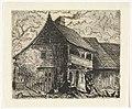 Huisje te Auschowitz in Bohemen, RP-P-1882-A-5434.jpg
