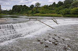Weir - Image: Humber Weir