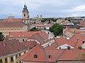 Hungria - Eger desde la fortaleza - panoramio.jpg