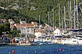 Hvar Town through the Yachts (5969965094).jpg